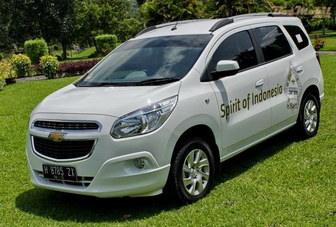 Modifikasi Chevrolet Spin