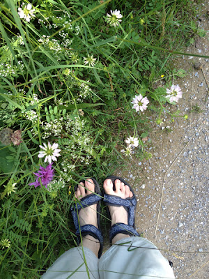 wearing no socks foot shot for fromwhereistand