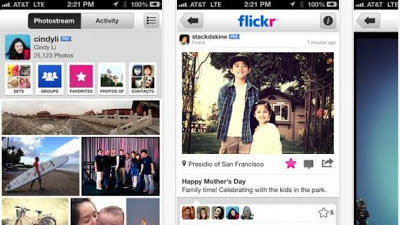 Flickr lance ses filtres photo pour concurrencer Instagram