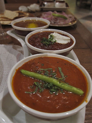 Burhani gosht and Daal Bukhara