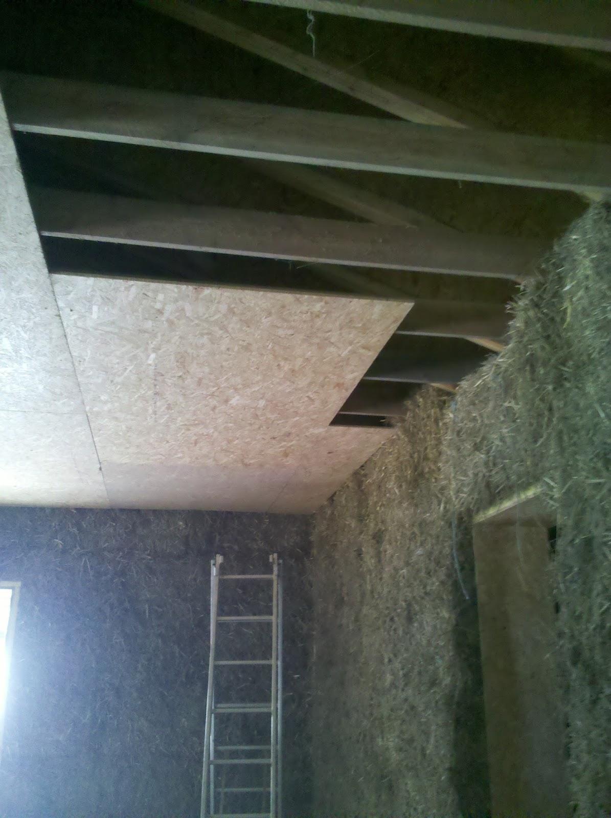 La Chaumi Re En Paille Les Plafonds 2