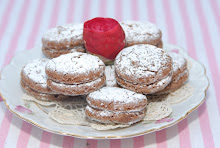 Macarons Craqueles