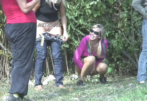 PissHunters 5400-5499 (Outdoor Peeing Voyeur, Toilet Hidden Cams)