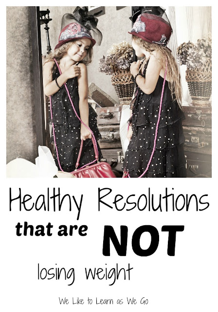 healthy living, resolutions