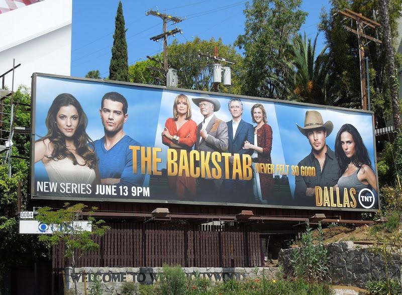Dallas 2012 revival billboard