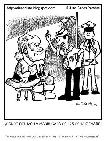 interrogatorio Santa