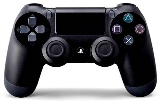 Joystick do PlayStation 4