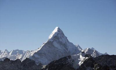 ama dablan nepal tourism
