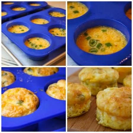 recipe: low carb breakfast casserole muffins [16]