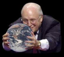Cheney Holding World Hostage With Haliburton