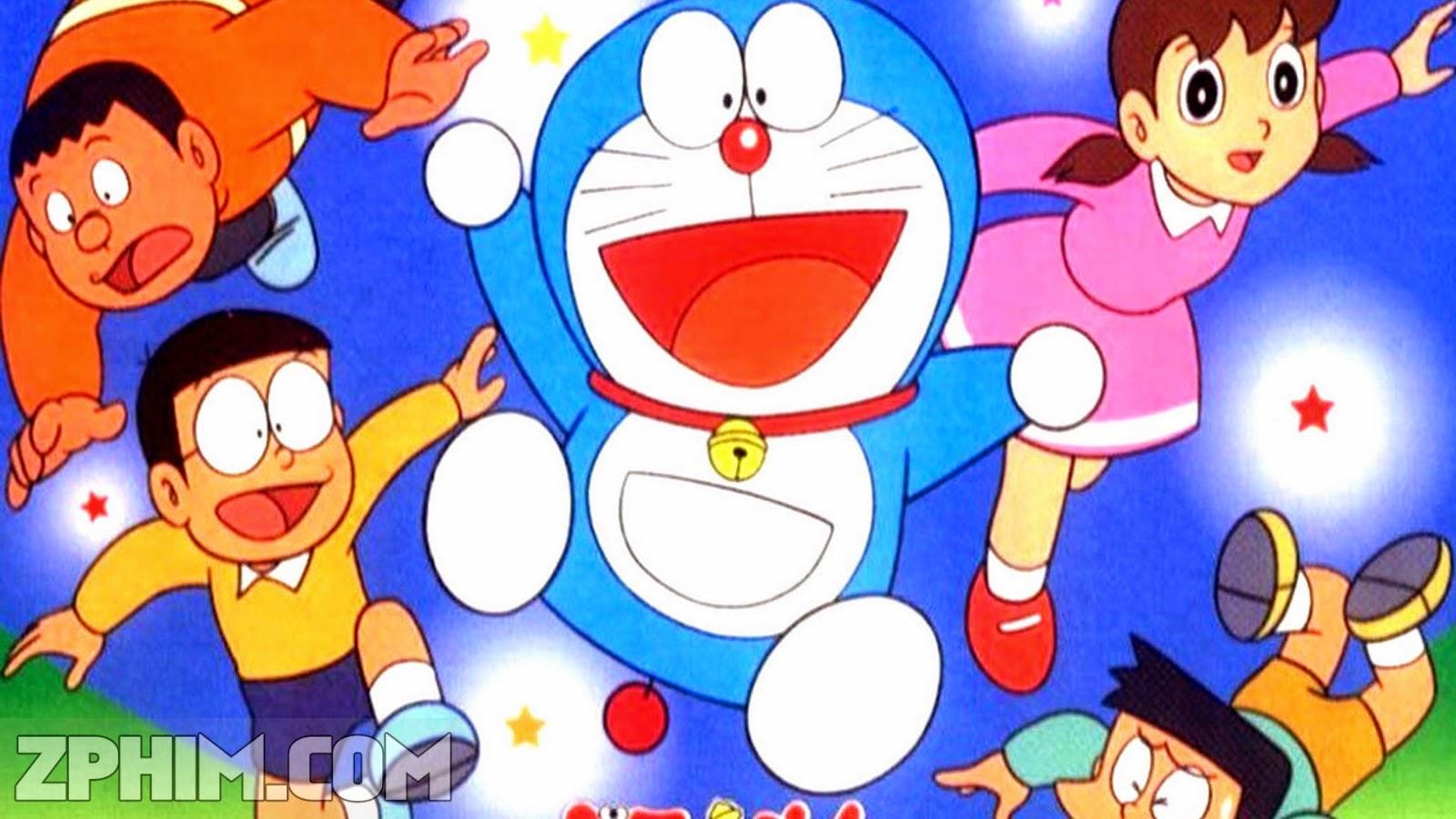 Ảnh trong phim Doraemon Chú Mèo Máy Đến Từ Tương Lai - Doraemon 1