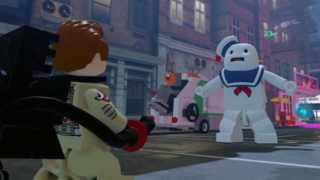Lego Dimensions Caça Fantasmas