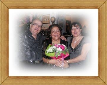 Alfredo Rosa, Susana Lopes, Cinda Rosa