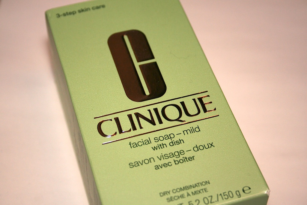 Clinique 3-Step Skin Care Facial Soap Mild