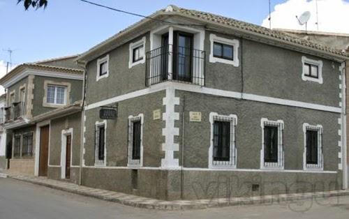 El blog de zenizate casa se orial y posesiones de d - Casa rural los garridos ...