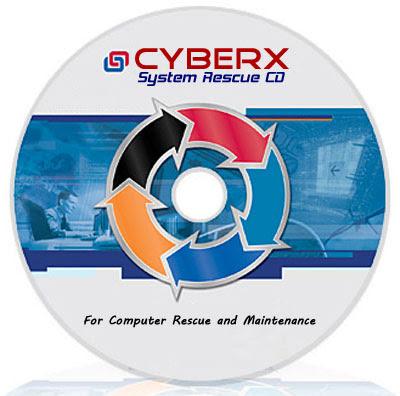 CyberX Rescue System CD 2011