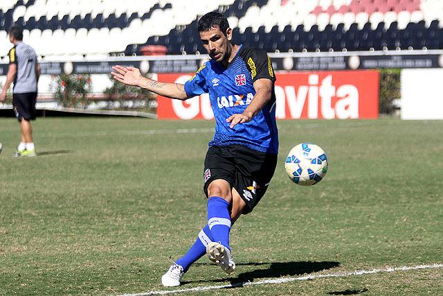 Para Herrera, o Vasco precisa vencer o mais rápido possível (foto: Paulo Fernandes/Vasco da Gama)