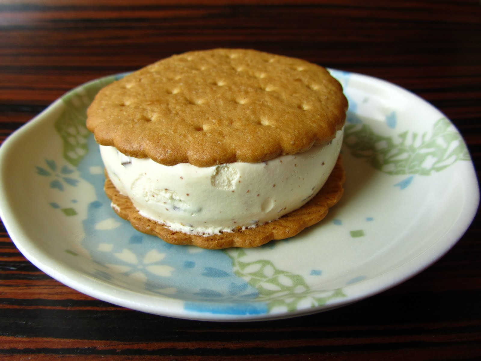 Mores Ice Cream Sandwich | nourish and indulge