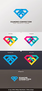 Diamond Connection Logo Template