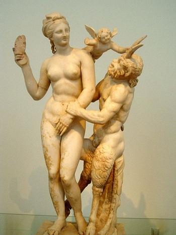 statuie grecească
