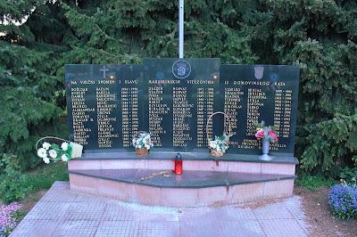 Spomenik braniteljima - Maksimir
