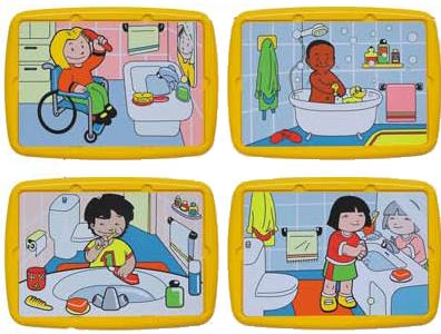 Hábitos de higiene en el hogar