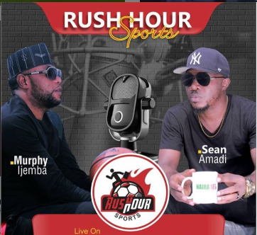 Rush Hour Sport On Max FM 102.3