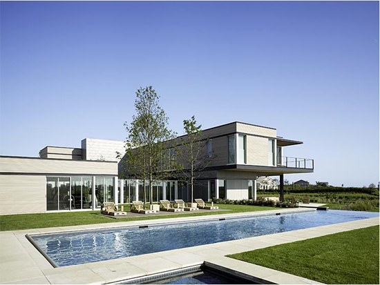 Beauty Home Ideas - Sagaponack House New York.