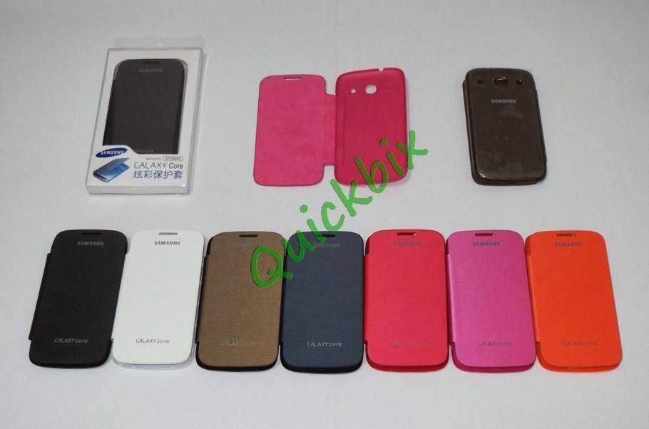 Harga Case Casing Sarung Flip Cover Samsung Galaxy Core