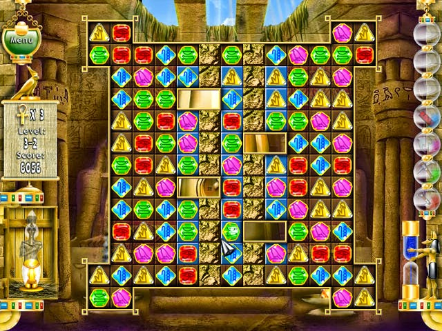 PHARAOH PUZZLE GAME