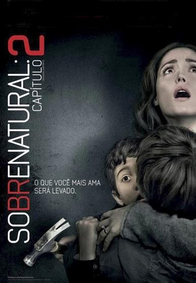 Filme Sobrenatural Capítulo 2 Dublado AVI BDRip
