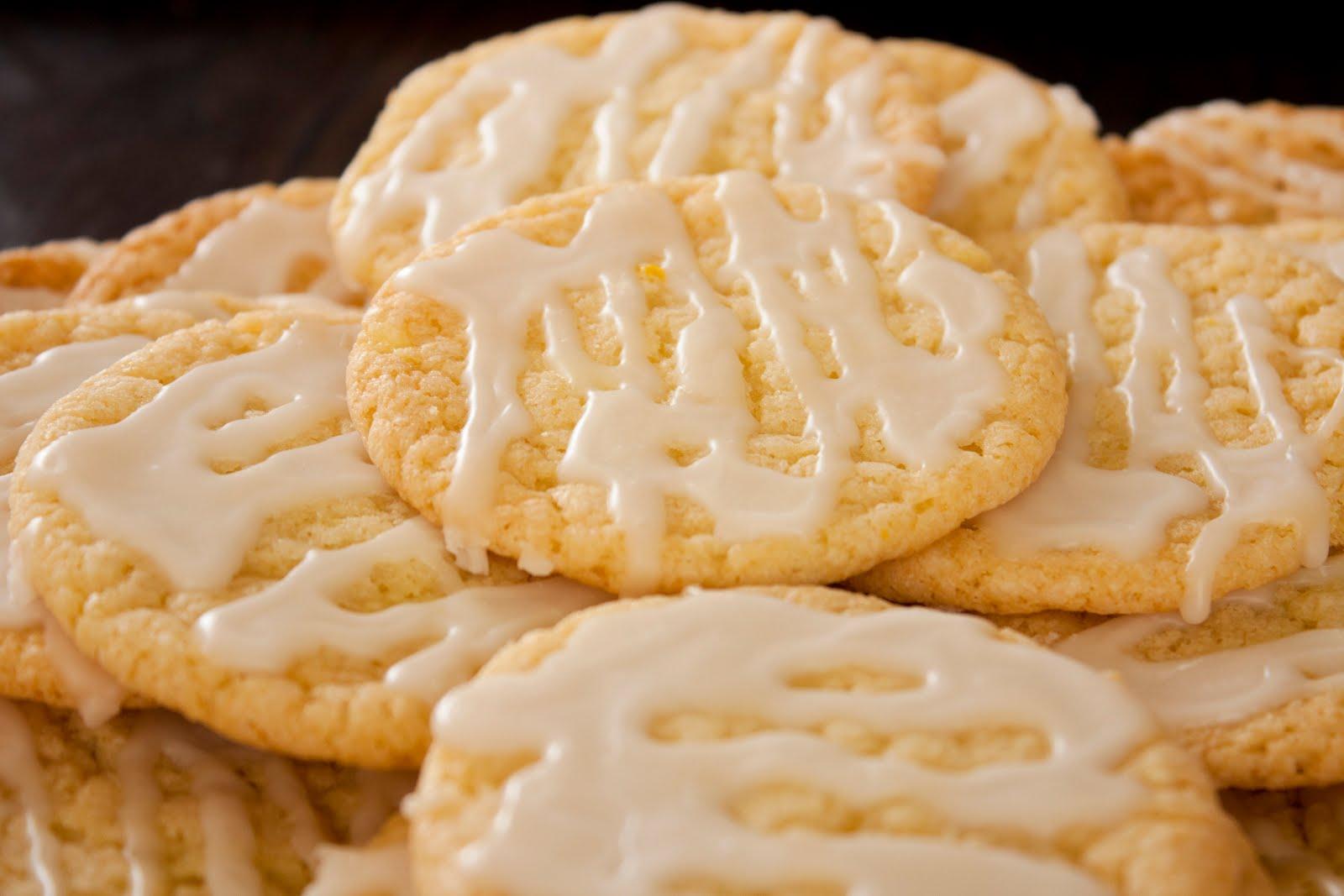 Our favorite recipes!: Lemon Drop Cookies