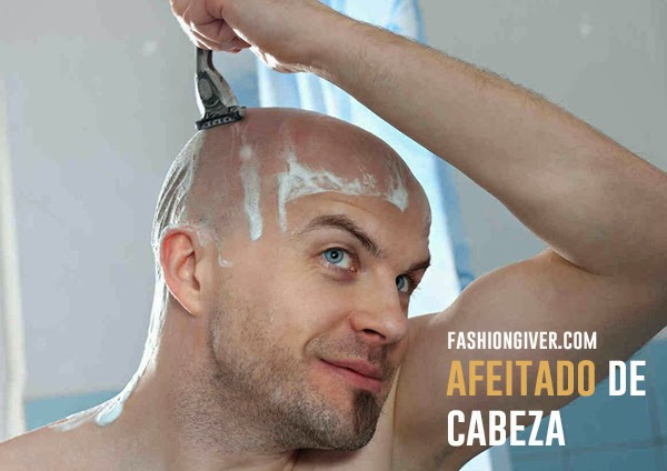 How to shave the head
