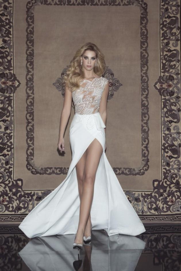 Extravagantes vestidos de novias | Colección Dany Mizrachi