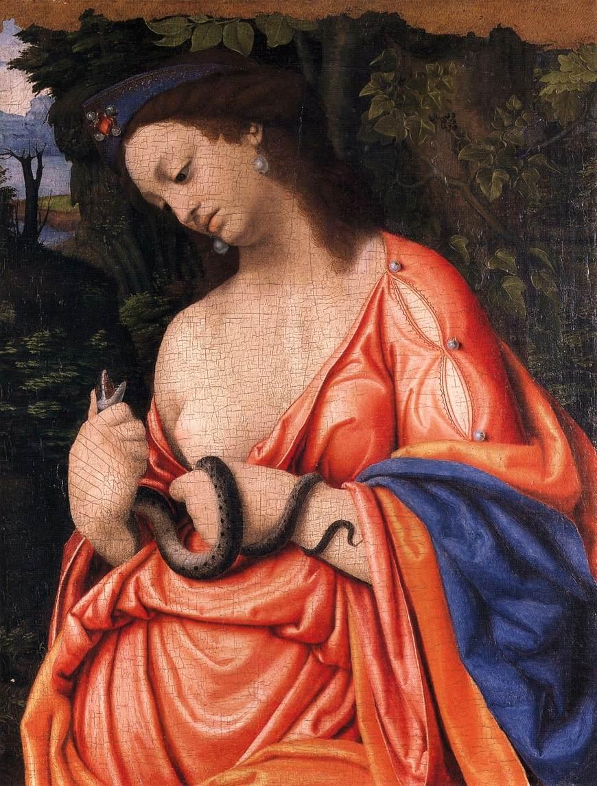 Andrea Solari cleopatra