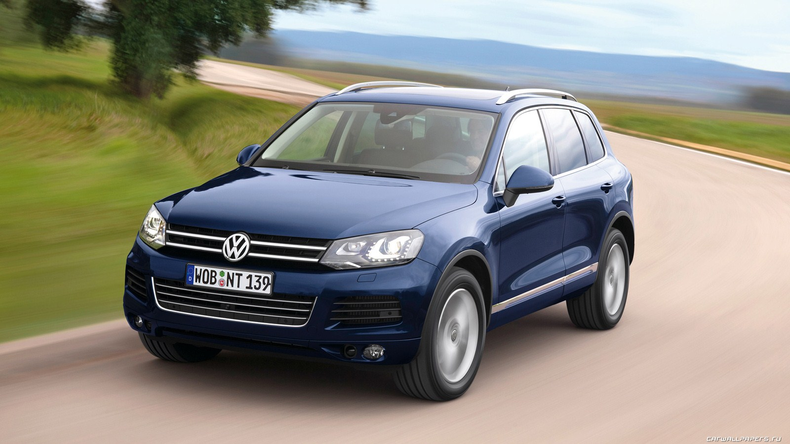 Volkswagen Touareg CC 2016 | 2017 - 2018 Cars News