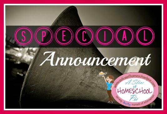 Special-Announcement-ASliceOfHomeschoolPie