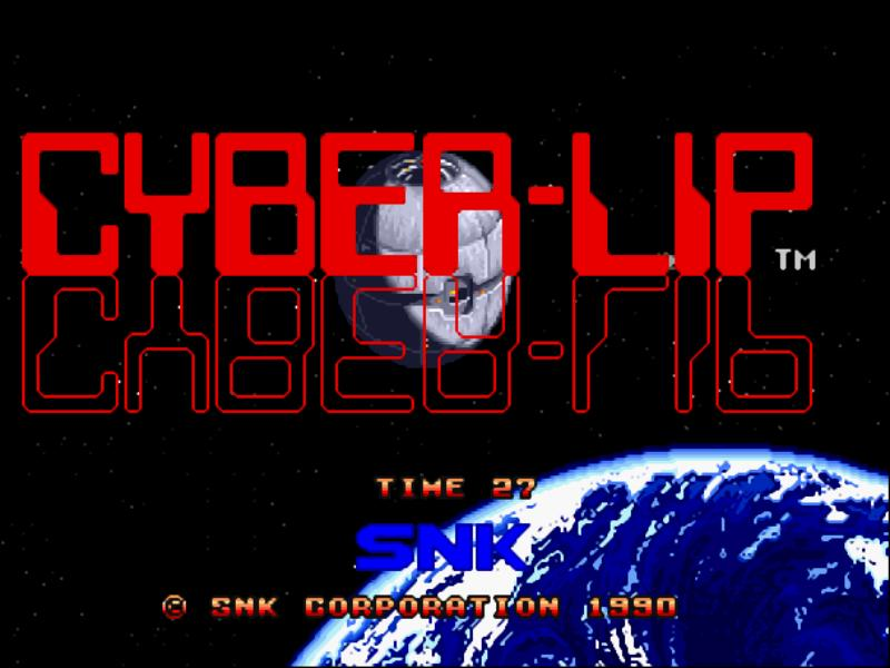 Cyber Lip PC Game