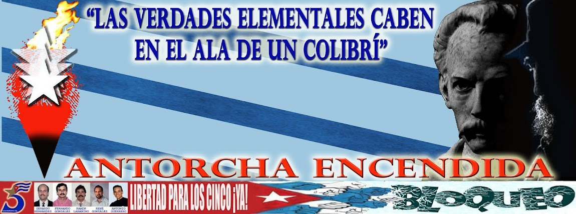 Antorcha Encendida