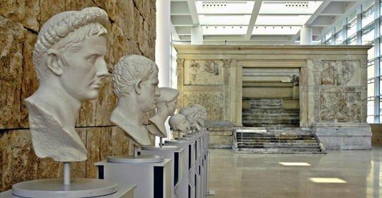 Tramonti Romani: La Roma di Augusto visita guidata: 11/05/2013