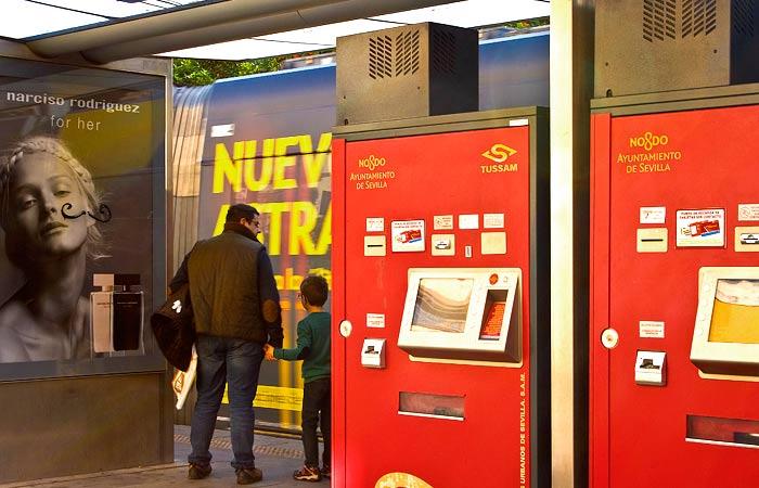 Metrotren Sevilla