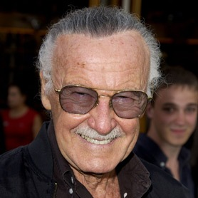 Photo portrait de Stan Lee