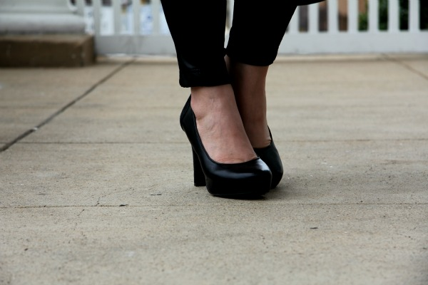 Black Pumps from Me Too