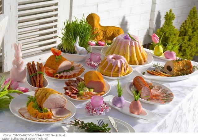 Fiestas con encanto c lculo de cantidades para un buffet - Decoracion de ensaladas ...