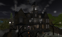 Scary Haunted House Mansion
