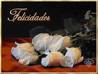 Tarjetas de Cumpleaños con Flores, parte 1