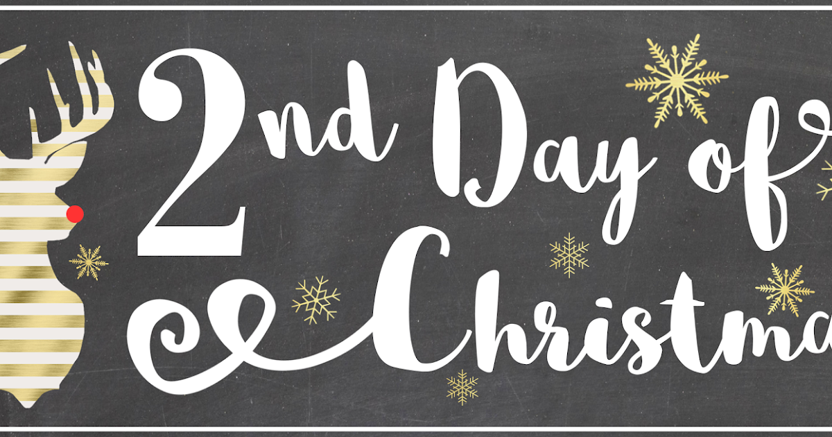 Aly Dosdall 2nd Day Of Christmas Document 2015 December