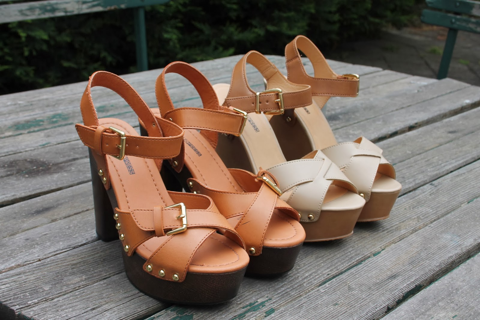Women's sandals at kmart - I Had To Go Up A Size In The Wedges Right As The Vamp Was Quite Stiff And Tight Both Shoes Are Extremely Light And Stable The Sandals Left Have No