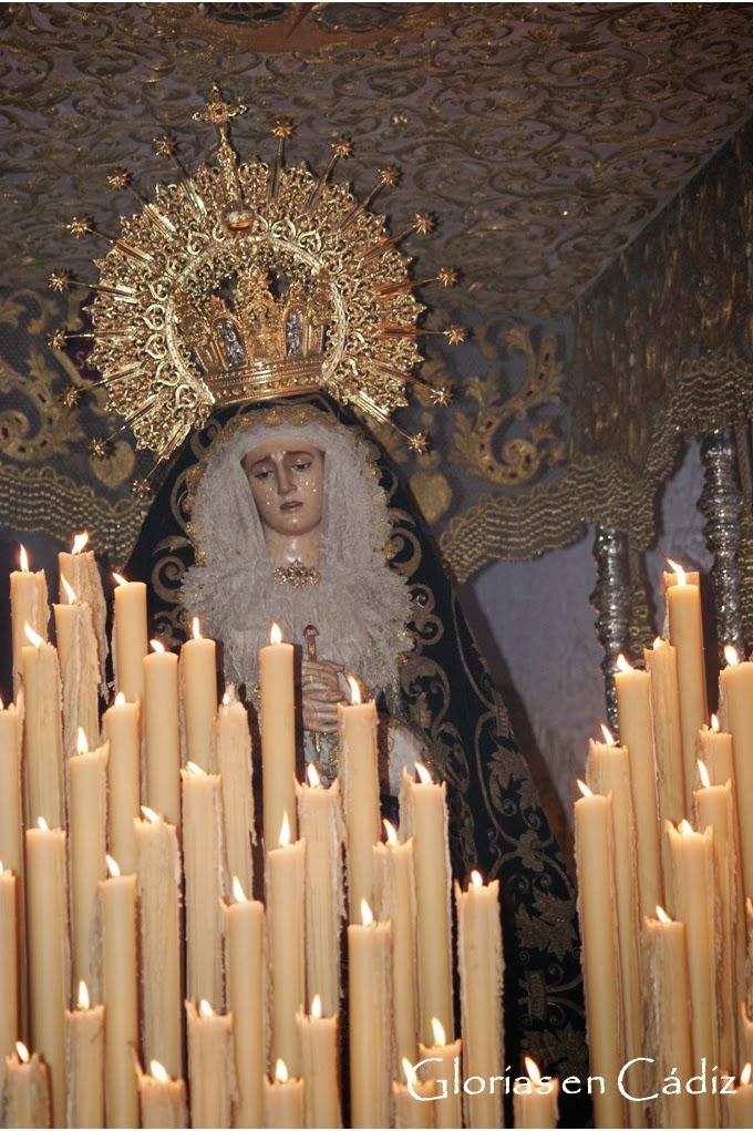 450 Años Soledad (JEREZ)