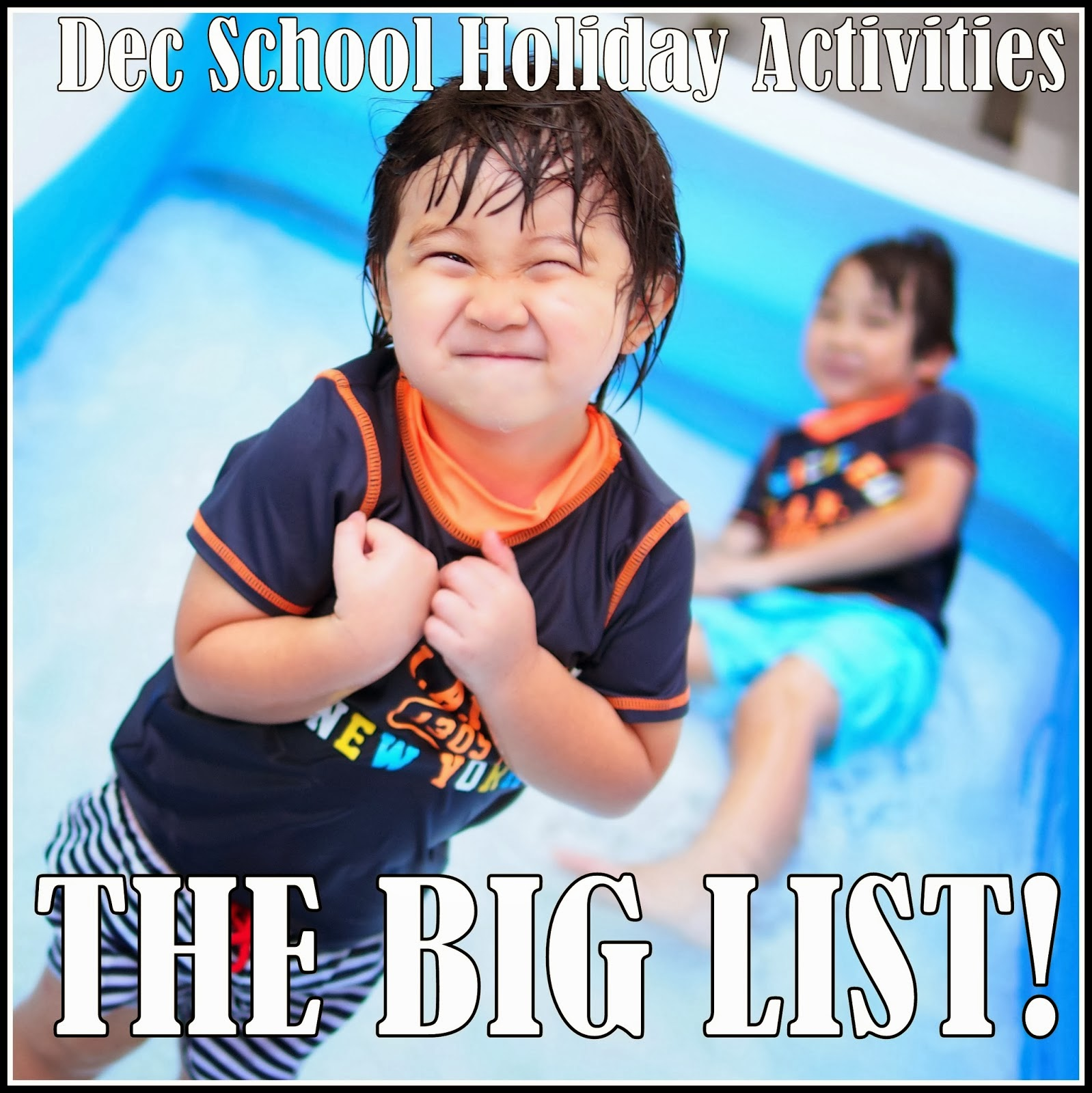 School Holiday Activities for Kids